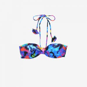SS2P 1430 BUTT 2 PIECES BANDEAU SWIMSUIT