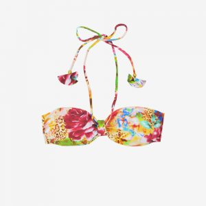 SS2P 1430 LERO 2PC BANDEAU SWIMSUIT